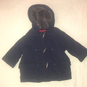 Baby Gap toggle coat